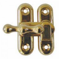 Brass Locker Catch 1503